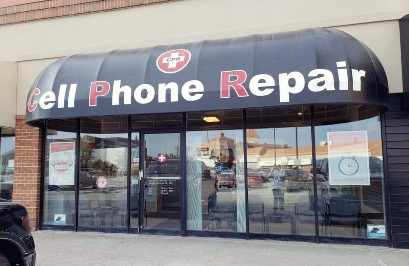 Cell Phone Repair, Calgary