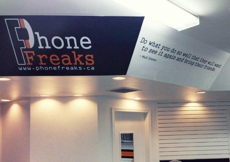 Phone Freaks