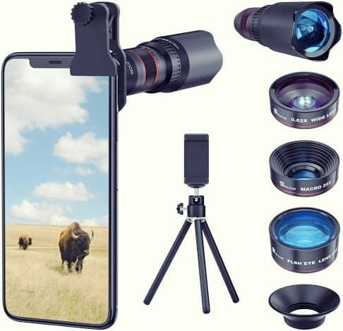Selvim Phone Camera Lens
